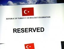 TUĞBERK F 35 'ler Türkiye'ye teslim edildi