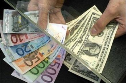 11.01.2013: Gün ortasında döviz piyasası: Dolar 1,7721 TL, euro 2,3503 TL