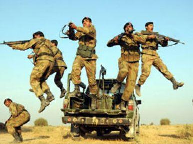 18 Taliban militanı öldürüldü
