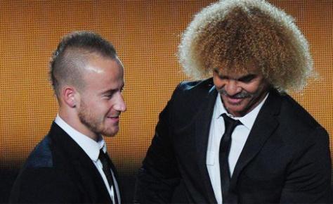 2012 FIFA Puskas Yılın golü ödülü Stoch'un