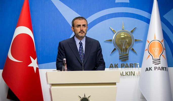 AKParti 6. Olağan Büyük Kongre kararı aldı