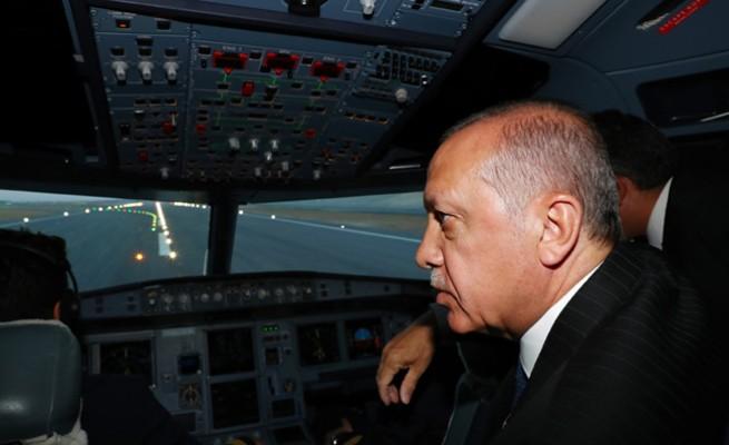 İstanbul'un 3. havalimanına ilk iniş gerçekleştirildi
