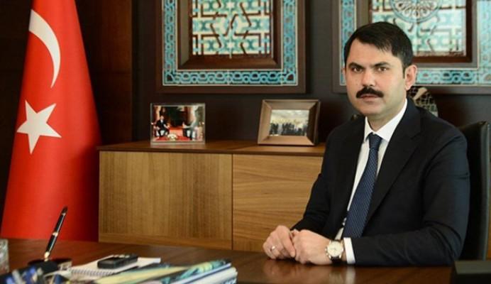 Bakan Murat Kurum hızla işe koyuldu