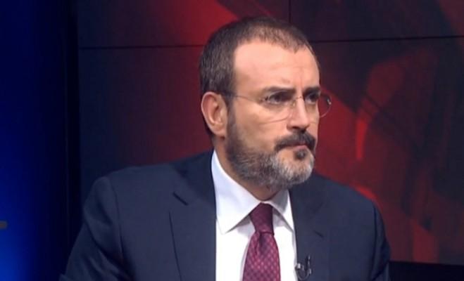 AK Parti Sözcüsü Ünal'dan ABD'ye çok sert cevap