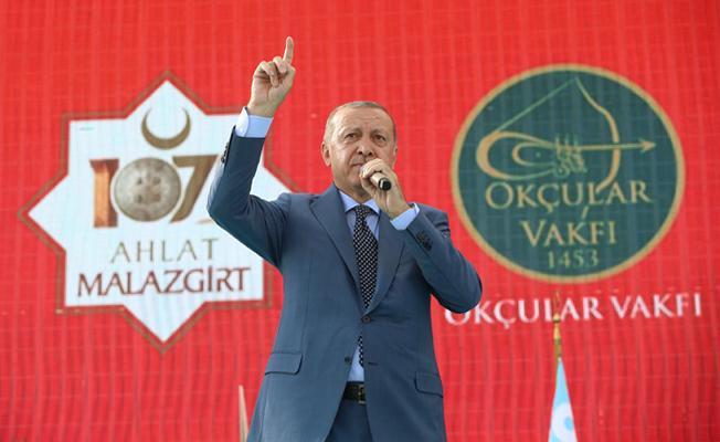 Türkiye demek, tüm Müslümanların umudu demektir