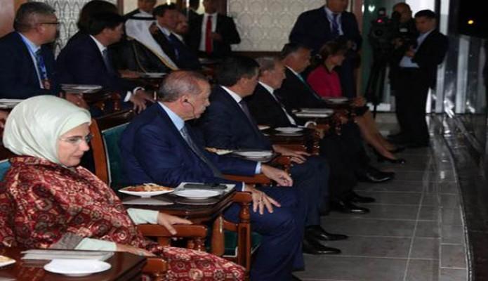 Başkan Erdoğan, Dünya Göçebe Oyunları'nın açılış törenine katıldı