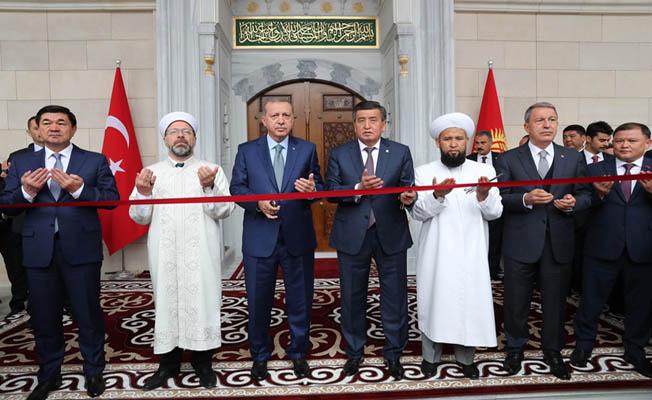 Camiler, İslam medeniyetinin alametifarikasıdır