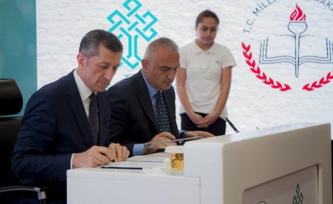 Geleneksel Türk Sanatları Meslek Lisesi kurulacak