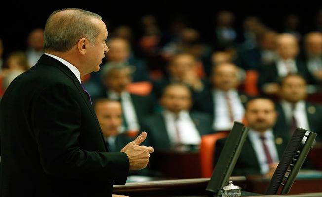 Başkan Erdoğan'dan TBMM'de önemli mesajlar
