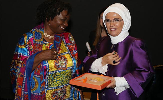 BM Nüfus Fonu İcra Direktörü Dr. Kanem ile görüştü