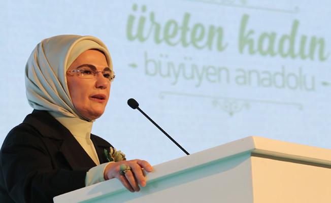Emine Erdoğan'dan 'Ata Tohum' çağrısı