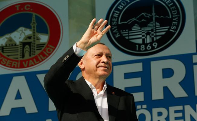 Kayseri'de toplu açılış töreninde önemli açıklamalarda bulundu
