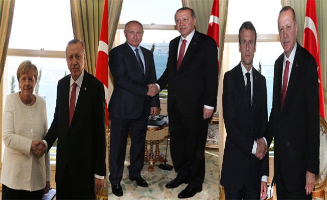 Suriye konulu dörtlü zirve