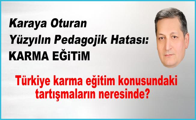 Türkiye karma eğitim konusundaki tartışmaların neresinde?