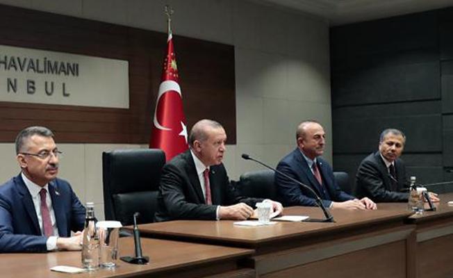 Başkan Erdoğan Arjantin'e gitti