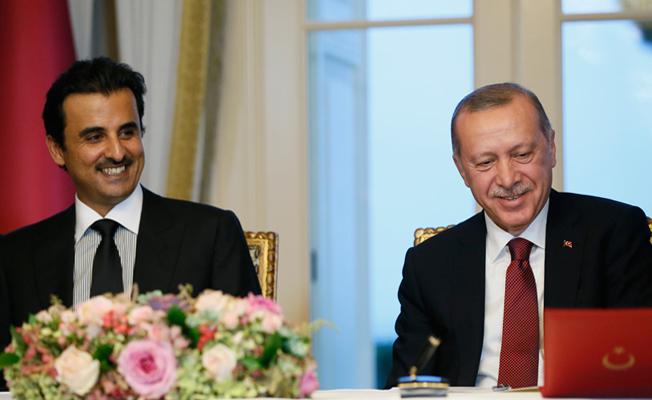 Türkiye ve Katar birbirlerinin kara gün dostu