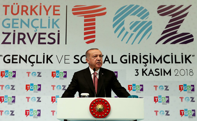 Türkiye'nin şahlanışını hiçbir beşeri güç engelleyemeyecektir