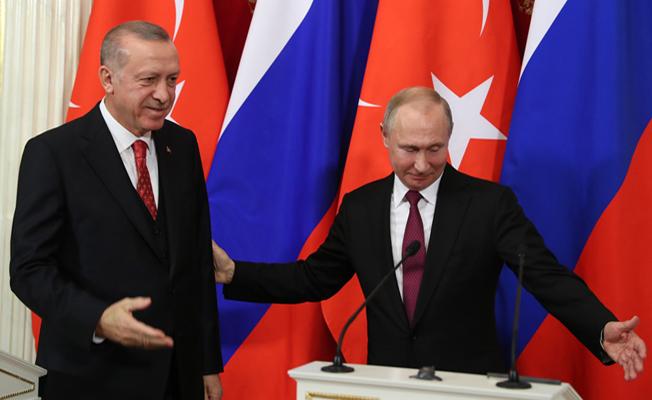 Rus dostlarımızla koordinasyonumuzu güçlendirmekte kararlıyız