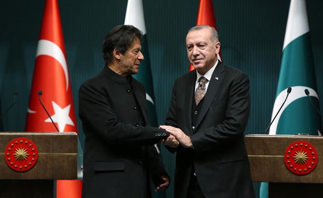 Türkiye dün olduğu gibi bugün de yarın da Pakistan'ın yanındadır