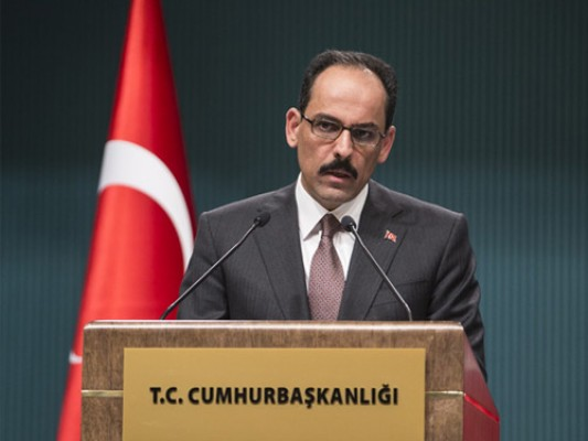 Güvenli bölgenin kontrolü Türkiye'de olmalıdır