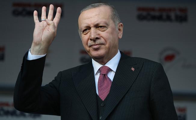 Türkiye'yi bölgesinde ve dünyada söz sahibi yaptık