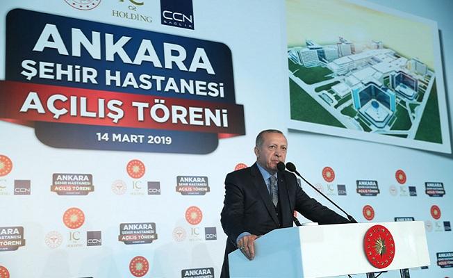 Avrupa'nın en büyüğü!  Ankara Bilkent Şehir Hastanesi