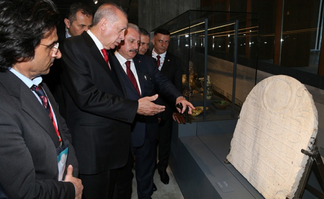 Çanakkale Troya müzesi açıldı
