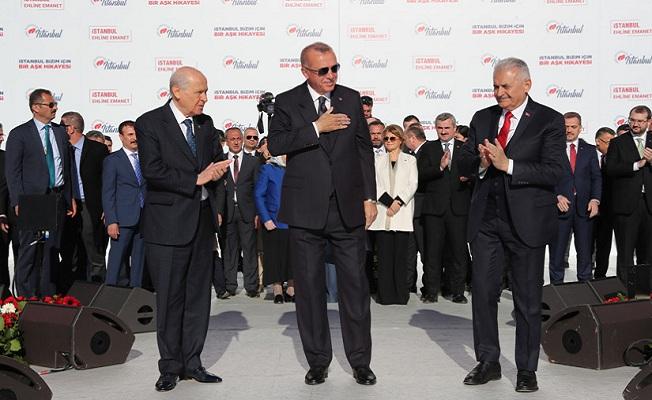 Cumhur İttifakı', tüm Türkiye'nin, tüm milletin ittifakı