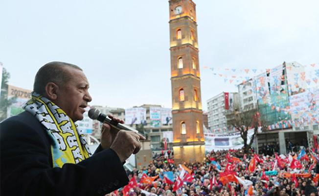 Gücümüzü milletimizin birliği ve beraberliğinden alıyoruz