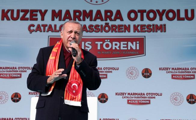 İstanbul'la birlikte yol yürümeyi sürdüreceğiz