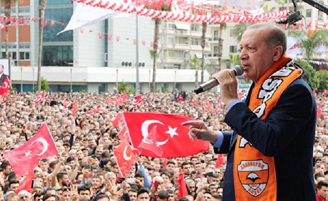 Türk bayrağına göz dikenlerle sonuna kadar mücadele edeceğiz