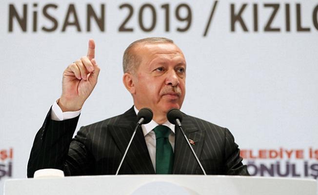 Erdoğan, AK Parti 28. İstişare ve Değerlendirme Toplantısı'na katıldı.