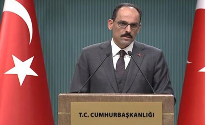 Türkiye, 2023 hedeflerine kenetlenerek yoluna devam edecektir