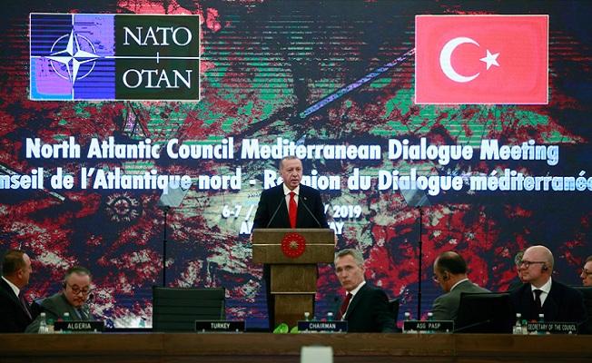 Akdeniz havzasının barış içinde olmasını önemsiyoruz