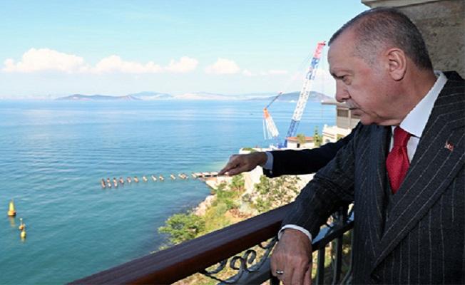 Demokrasi ve özgürlükler adası 2019 sonunda açılacak