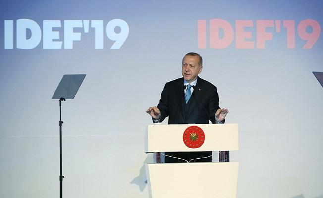 Türkiye, savunma alanında da hiçbir dayatmayı kabul etmeyecektir