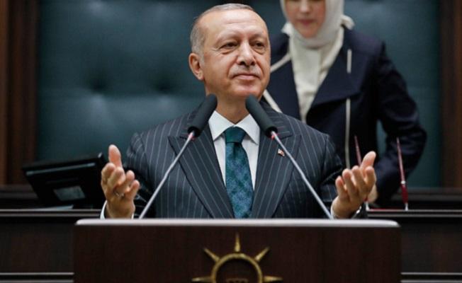 Başkan, AK Parti Grup Toplantısı'nda konuştu