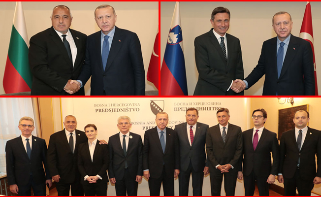 Bosna Hersek'te kritik görüşmeler