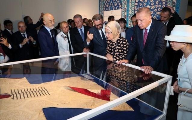 """Erodğan, """"Kültür her ülkenin en önemli zenginliğidir"""""""