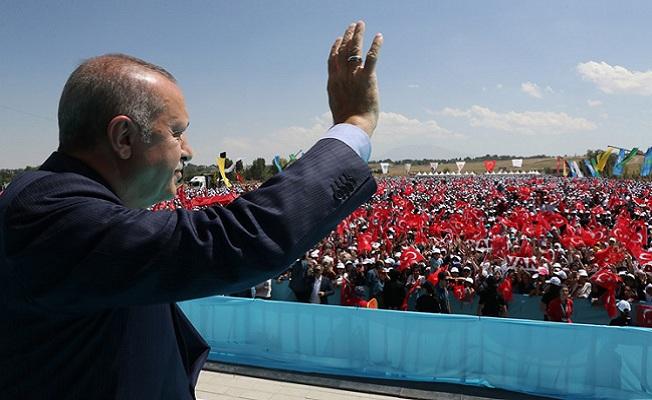 Anadolu bizim için büyük davamızın kıtasıdır
