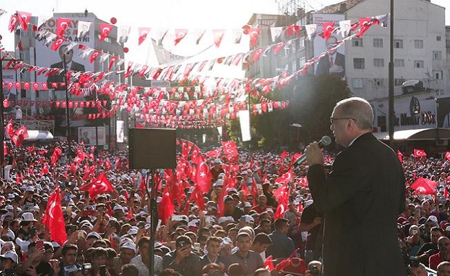 Başkan, Malatya'da toplu açılış törenine katıldı