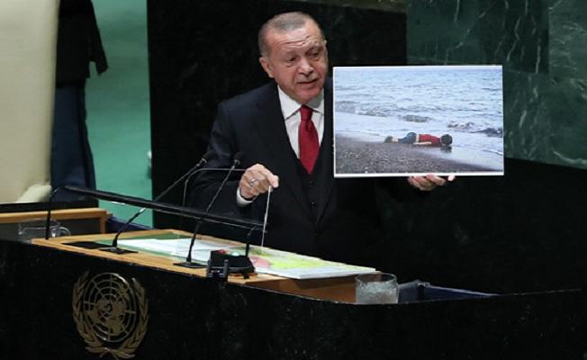 Erdoğan, BM kürsüsünde dünya halklarının gönlünü fethetti!