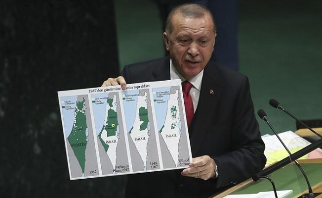 """""""İsrail devletinin sınırları neresidir?"""""""