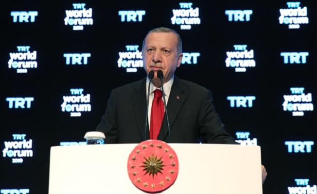 TRT World Forum 2019'a katıldı