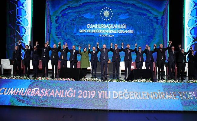 Erdoğan'dan  flaş faiz açıklaması...