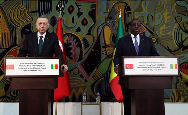Senegal'de önemli açıklamalar