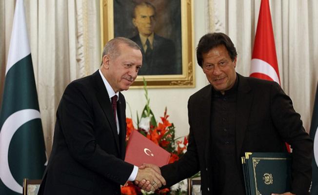 Türkiye, her zaman Pakistan'ın yanında yer alacaktır