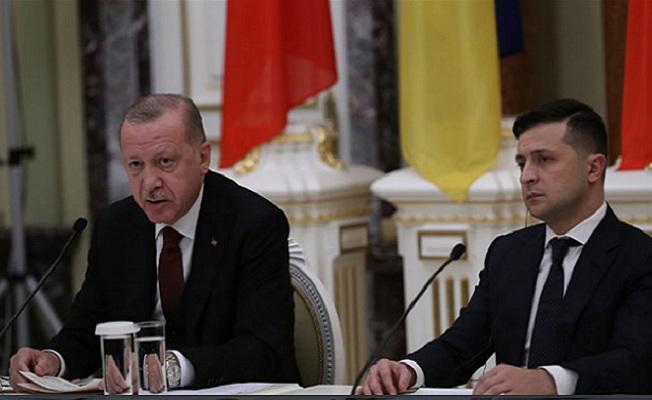 Ukrayna'nın egemenliğine ve Kırım dâhil toprak bütünlüğüne desteğimiz sürecektir
