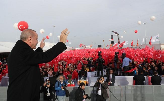 Kanal İstanbul'u ülkemize kazandırmakta kararlıyız
