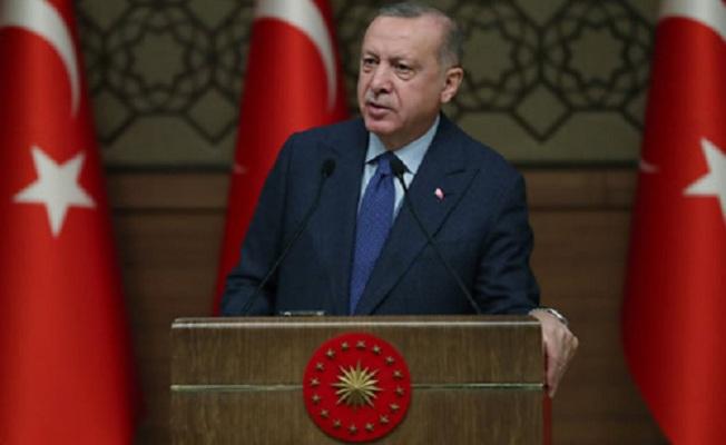 Türkiye haklı mücadelesinden hiçbir zaman geri durmayacak